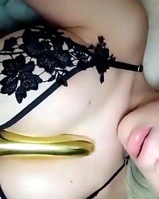 Katja Krasavice Privat-Snapchat #1