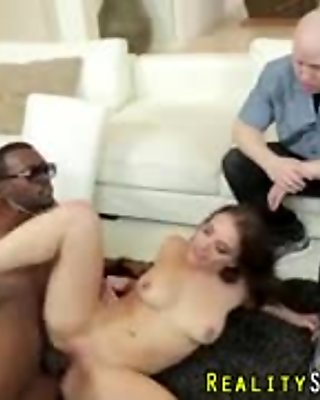 Pornstar black rod facial