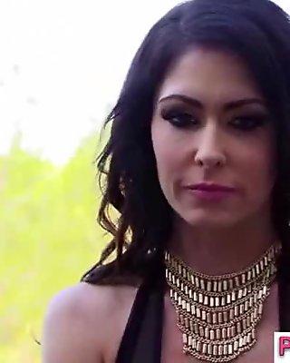 Every Slut Pornstar Love Sex With Big Hard Long Cock video-16