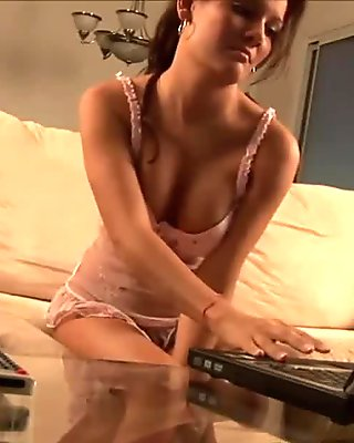 Big Tits Teen Shows Perfect Body To Webcam Buddies