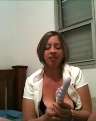 Dirty talking nawty milf massive moaning screaming orgasm