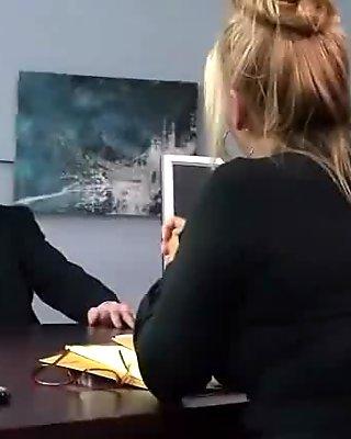 (veronica vain) Big Tits Girl Get Hardcore Sex In Office vid-30
