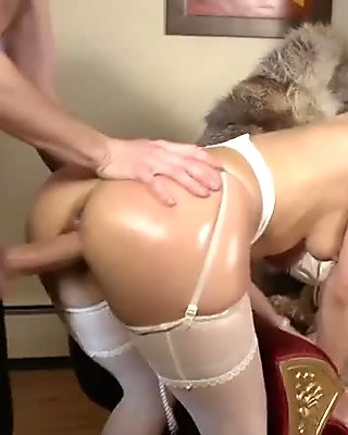 Brazzers - Samia Daurte loves anal sex