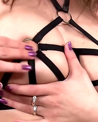 Rope-Tied But Can Still Cum - DDF Productions
