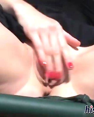 Audrey ass got dicked