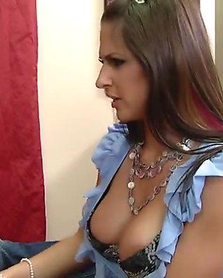 Hot gf tit sucking