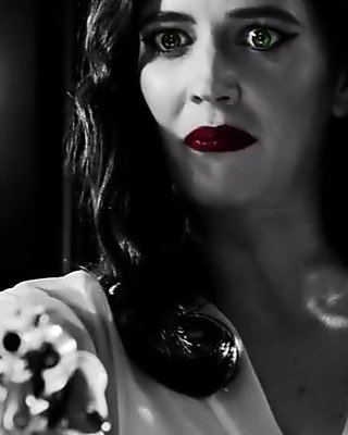 Eva Green in Sin City A Dame to Kill For 2017