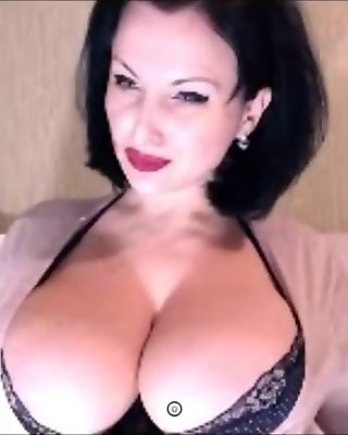 Milf With Huge Boobs On Cam