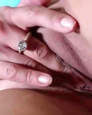 Sex Tape With Slut Busty Office Girl (ariella danica) video-07