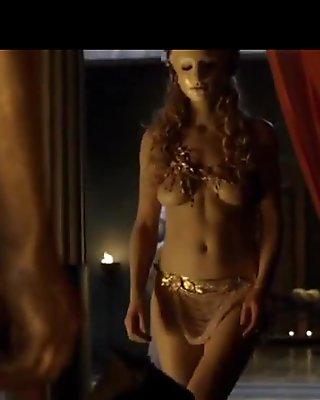 Viva Bianca in Spartacus 2010-2013