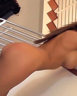 Horny pornstar Madison Ivy in fabulous big tits, big butt sex video