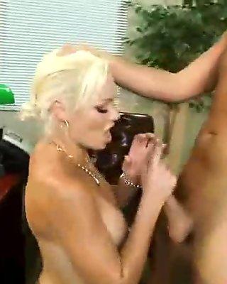 (rhylee richards) Office Slut Girl With Big Juggs Like Sex movie-27