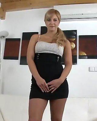 46 Sexy big tit blonde with huge tits fucks 01