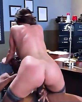 (ariella ferrera) Mature Naughty Lady Ride Mamba Black Dick On Cam mov-05